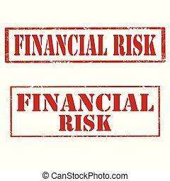 Financial Risk-stamp