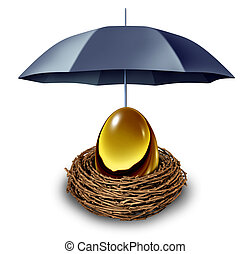 Financial Security - Financial security and retirement fund...