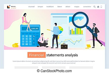 Financial Statement Analysis Workers Calculator - Financial...