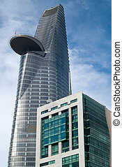 Financial Tower in Ho Chi Minh city