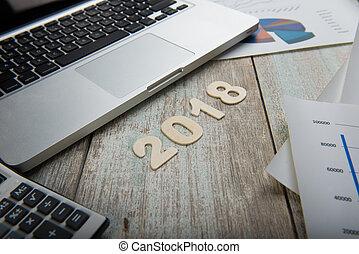 financial year 2018