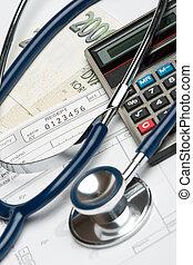 financiamiento, concepto, salud