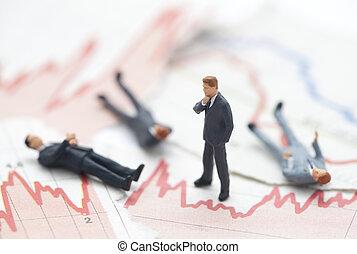 financieel, crisis