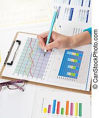 financieel, data
