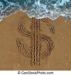 financieel verlies