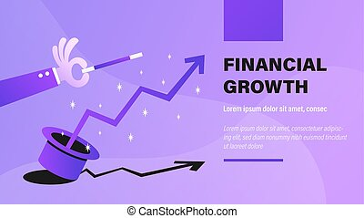 financier, growth.