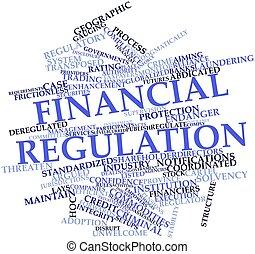 financier, règlement