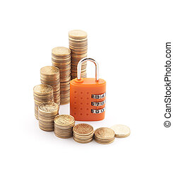 financier, security.