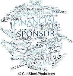 financier, sponsor