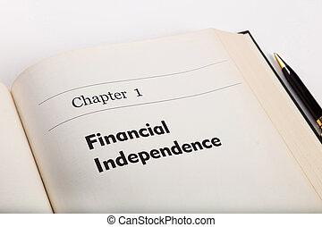 financiero, independencia