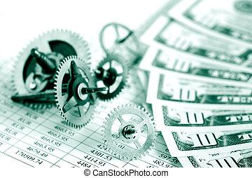 financiero, mecanismo