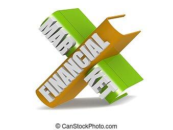 financiero, Mercado
