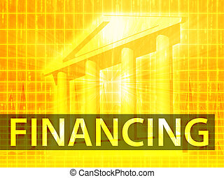 Financing illustration