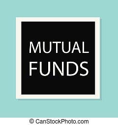 financovat, vzájemný, pojem