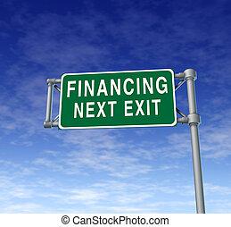 finansering