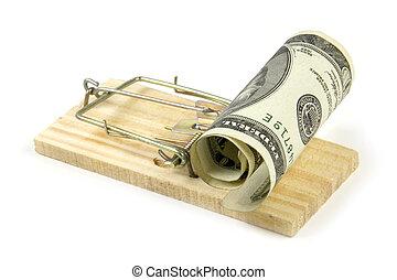 finansiell fara