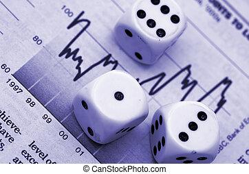 finansiell spela