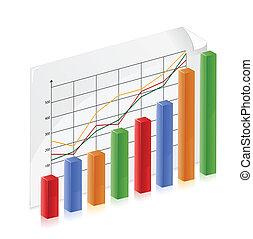 finansiell tillväxt, kartlägga