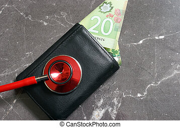 finansielle, checkup