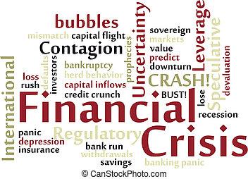 finansielle, krise