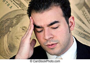 finansielle problemer