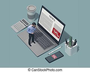 finansowy, handlowy, kontrola, wykonawca, kiepski, online nowość, zbiorowy