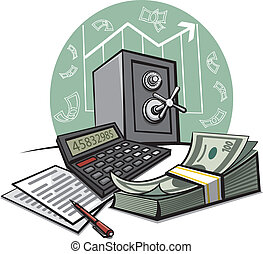 finansowy, uważając