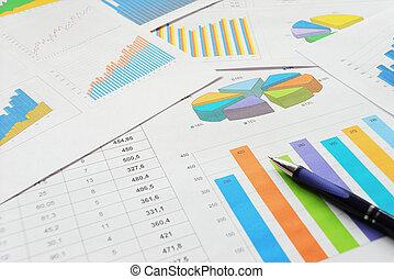 finanz, dokumente