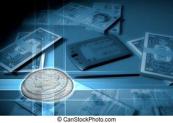 finanz, handel, welt währung