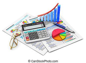 finanz, und, buchhaltung, begriff