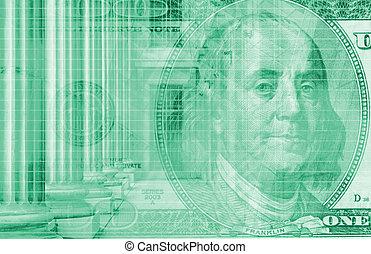 finanza, foglio elettronico