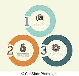 finanza, infographics