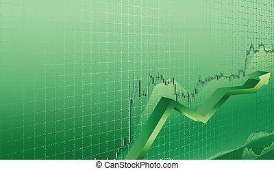finanzas, plano de fondo
