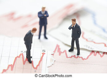 finanziell, krise