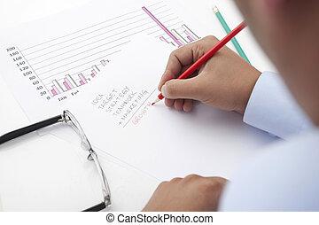 finanzieller plan, erfolg