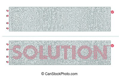 find a solution educational game - educational game, ...