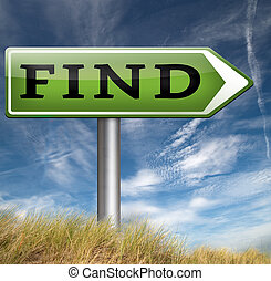 find answers solution or truth