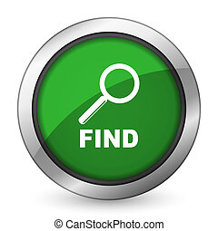 find green icon