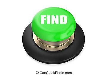 Find green push button