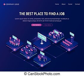 Find job, hiring agency, isometric vacant places - Find job...