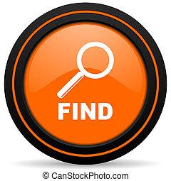 find orange icon