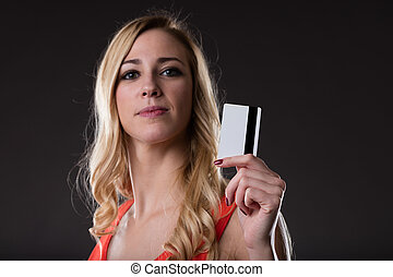 find out whose is this credit card