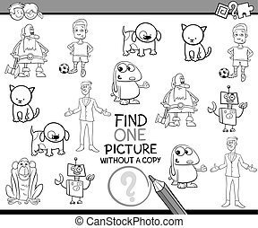 find picture coloring page