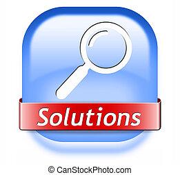 finden lösung