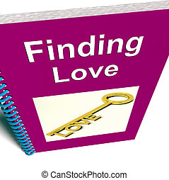 Finding Love Book Shows Relationship Advice - Finding Love...