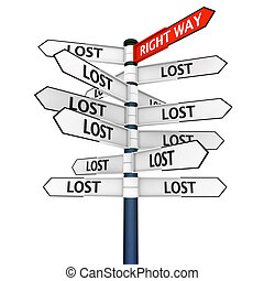 Finding your way