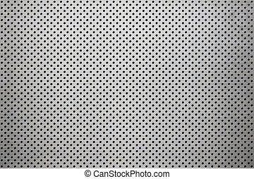 fine metal texture