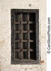finestra, grid.