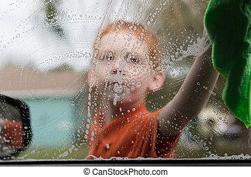 finestre bucato