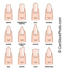 Fingernails fashion Trends
